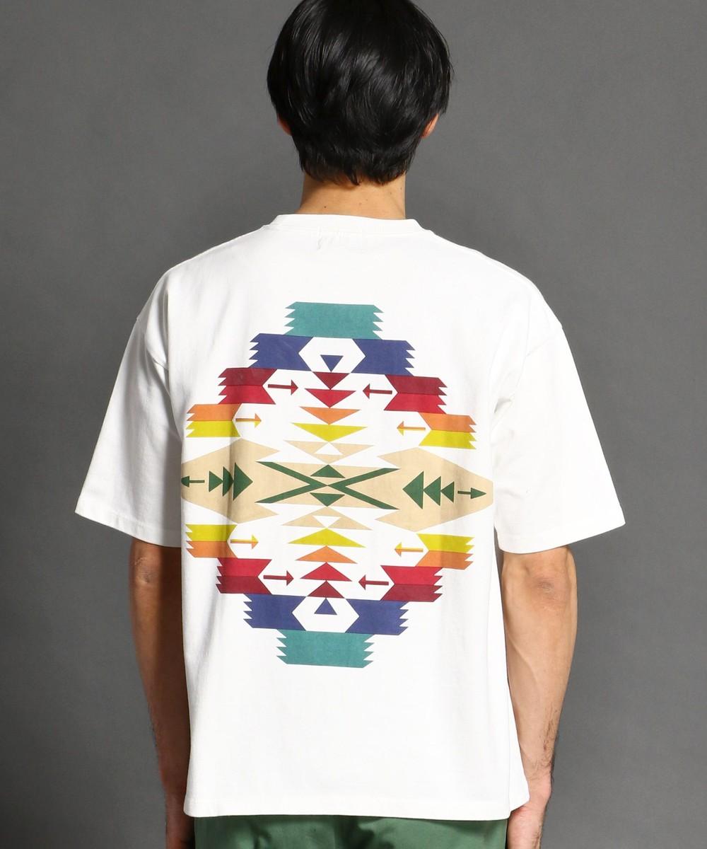 PENDLETON(ペンドルトン)【別注】バックプリントポケットTシャツ