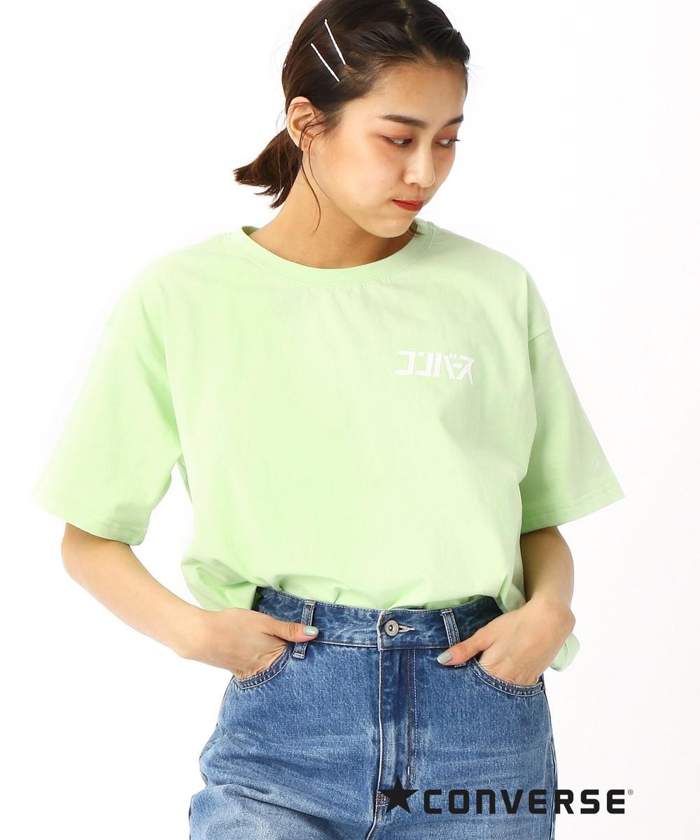 CONVERSEカタカナロゴTシャツ