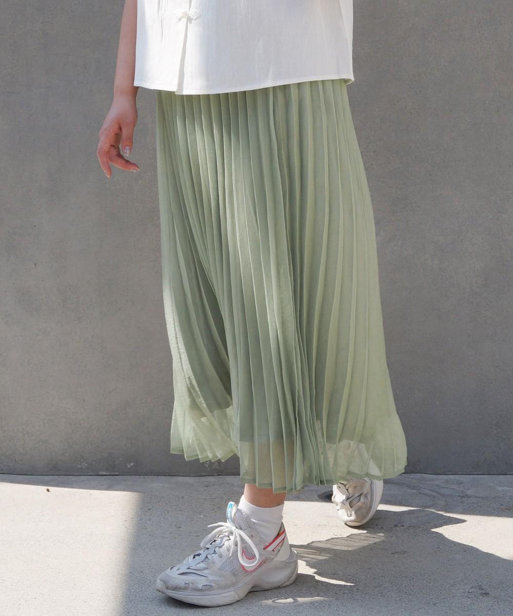 【再値下げ】プリーツスカート