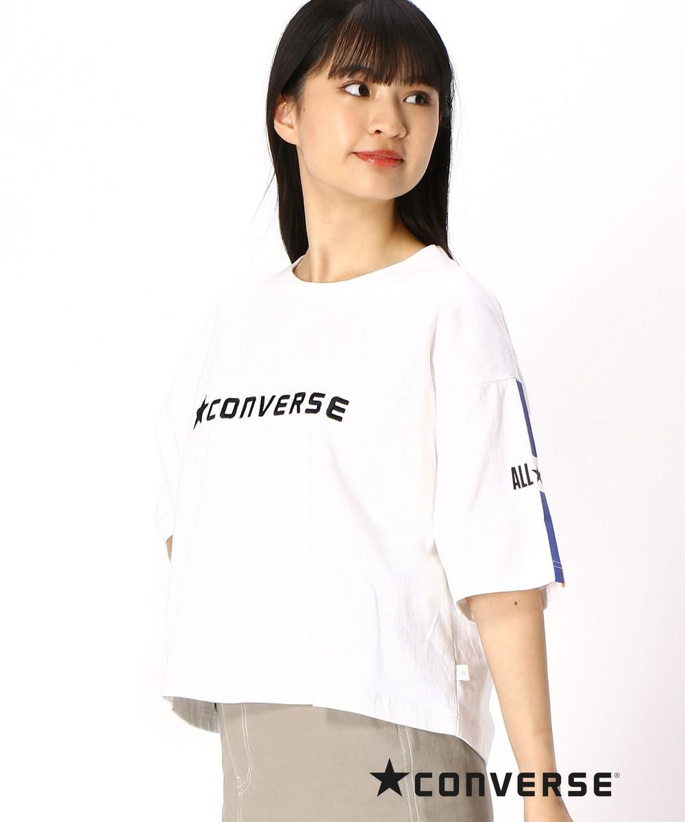 CONVERSE別注ビッグシルエットTシャツ