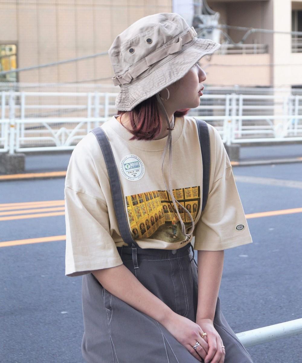 DISCUSチャイルドプレイプリントTシャツ