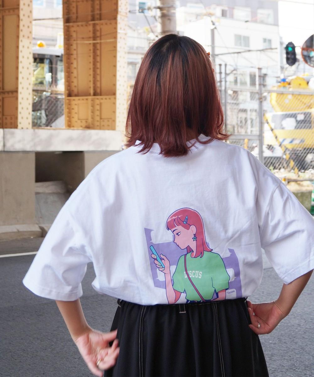 DISCUS×ともわかコラボTシャツ