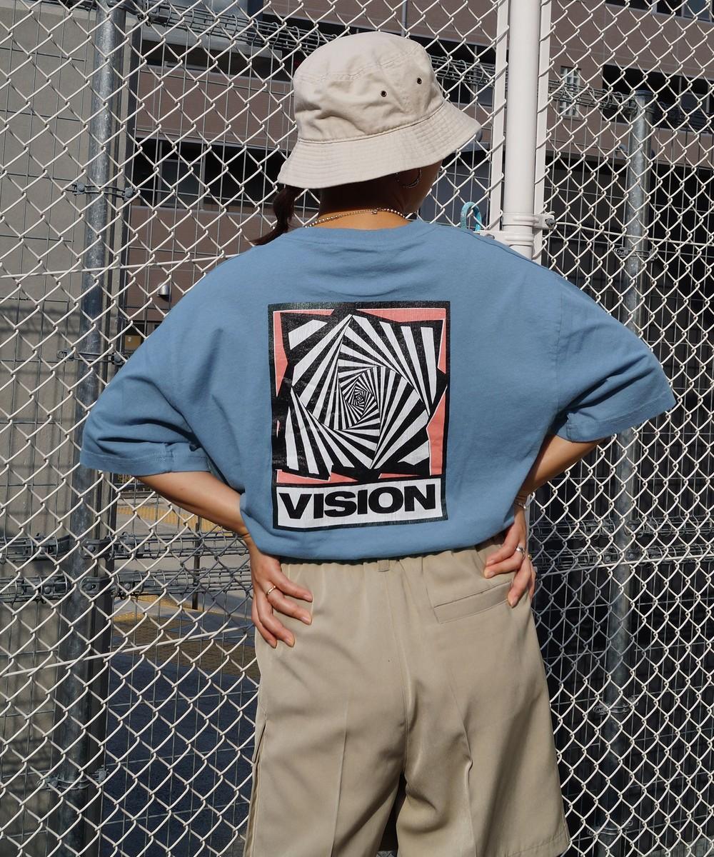VISIONグラフィックTシャツ