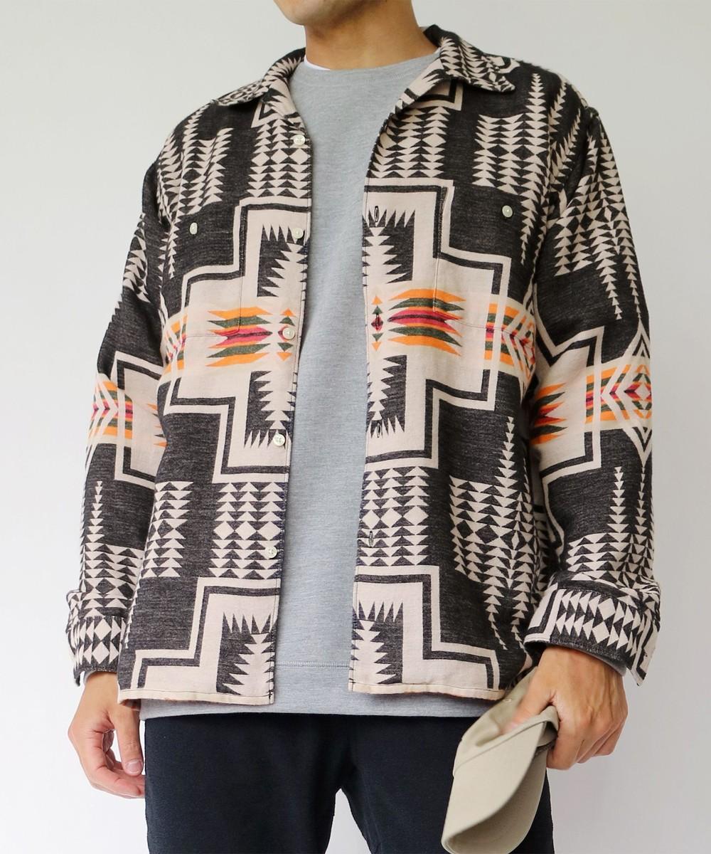PENDLETON オープンカラーシャツ