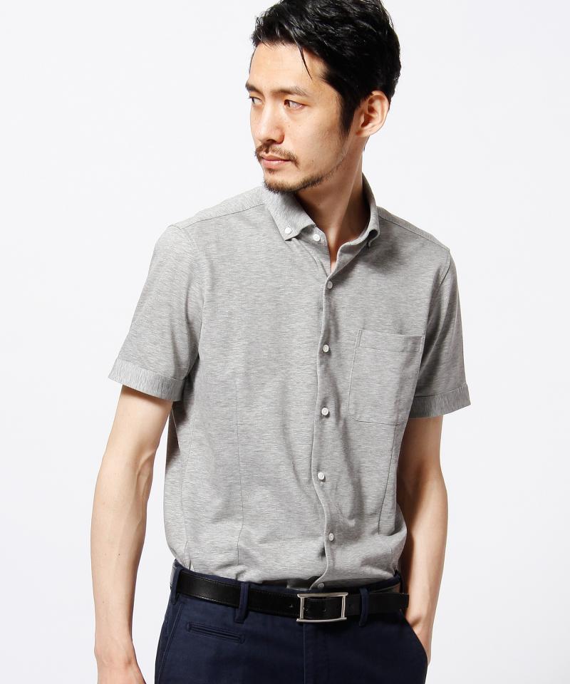 【再値下げ】半袖ボタンダウンシャツ