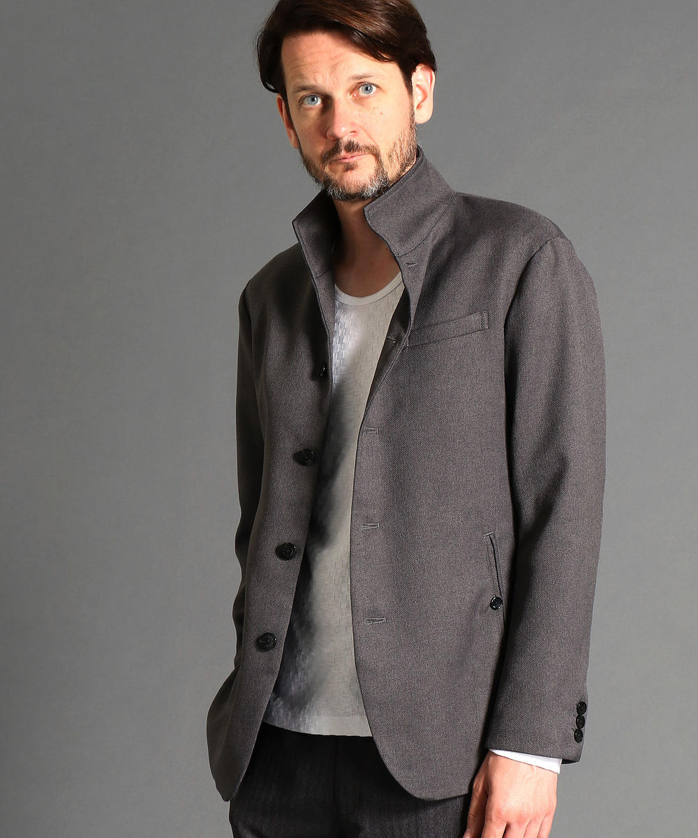 【TIME SALE】ウールスタンドジャケット