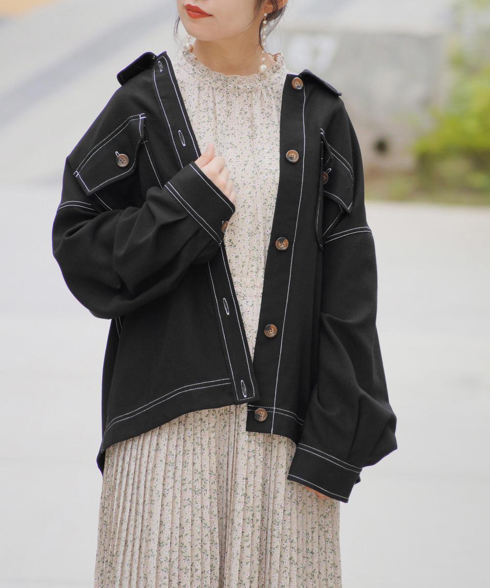 【再値下げ】オーバーサイズジャケット