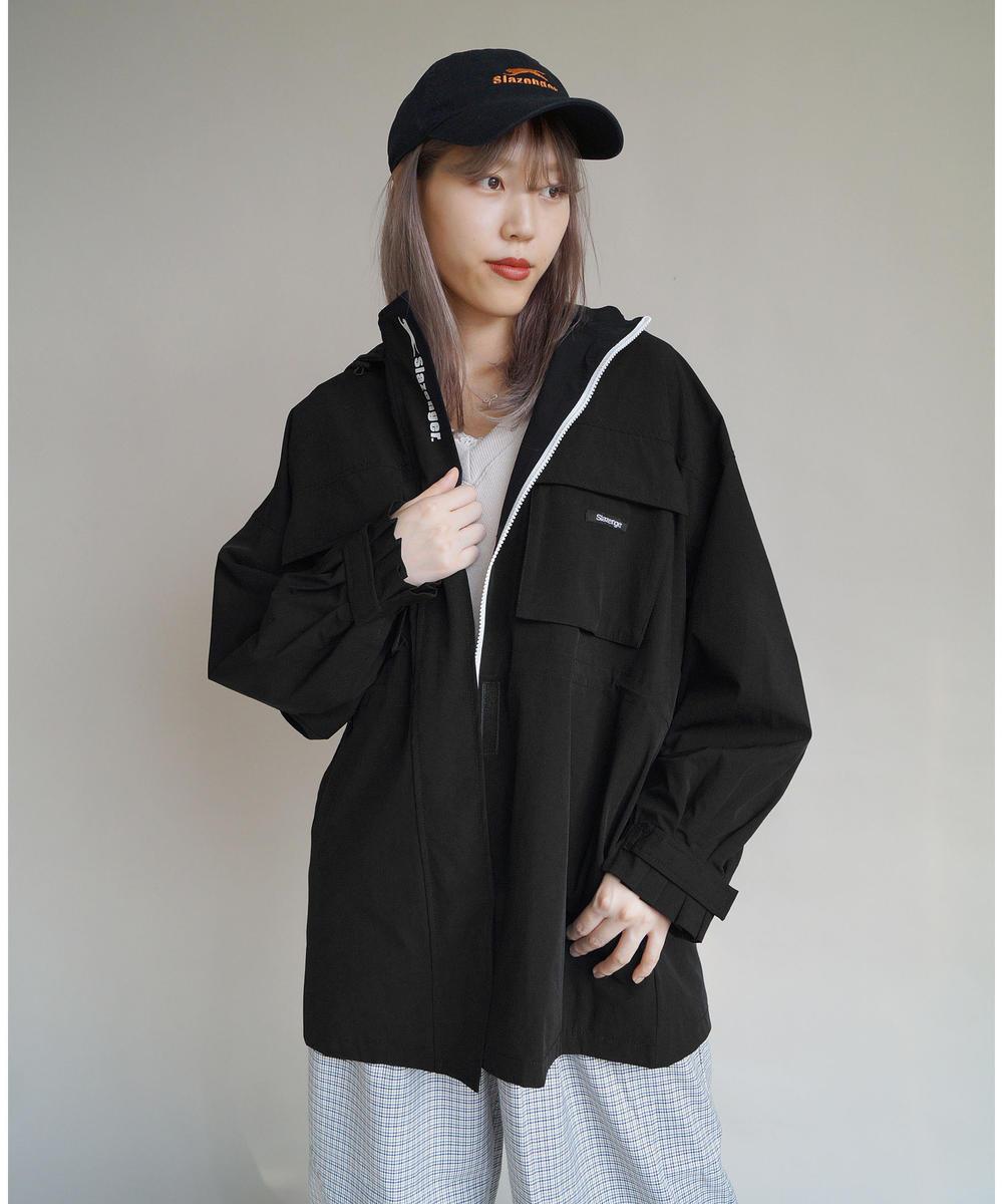 【再値下げ】Slazenger(スラセンジャー)ビッグシルエットジャケット
