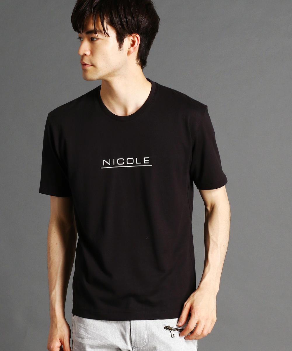 ブランドロゴプリントTシャツ