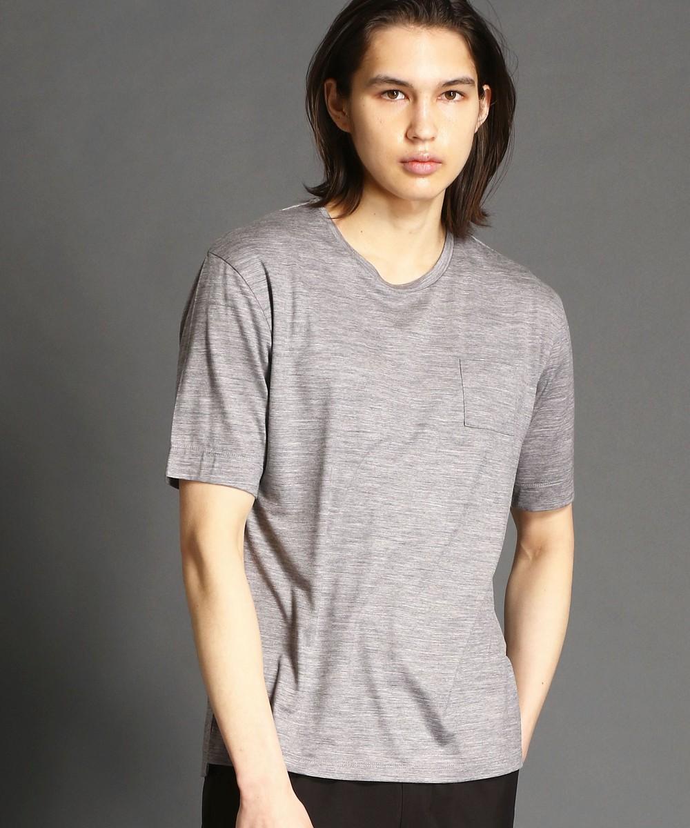 【ex/tra】クルーネックTシャツ