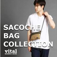 ■SACOCHE BAG COLLECTION■