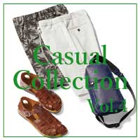【NEW ARRIVALS】Casual collection Vol.4