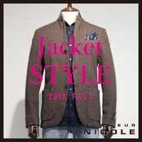 =NEW ARRIVALS=Jacket STYLE -19fw-