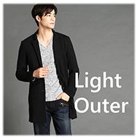 LightOuter-羽織りアイテム-
