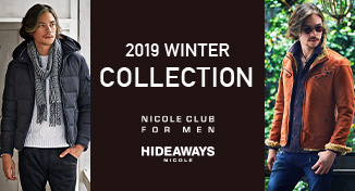 2019 WINTER COLLECTION公開!