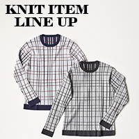 -KNIT ITEM LINE UP-