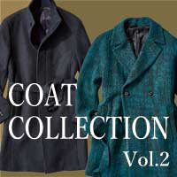 【NEW ARRIVALS】COAT COLLECTION -19fw- vol.2