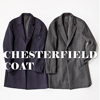 CHESTERFIELD COAT