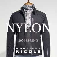 【NEW ARRIVALS】NYLON OUTER