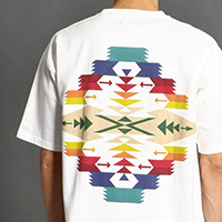 【WEB限定】PENDLETON別注 バックプリントポケットTシャツの登場です。