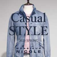 【NEW ARRIVALS】CASUAL STYLE