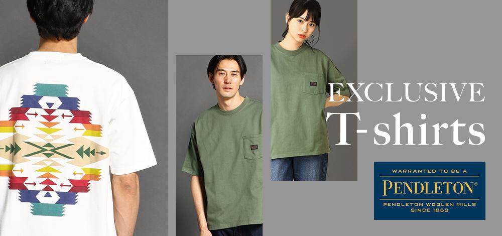 PENDLETONE Tシャツ