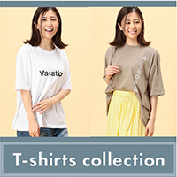 T‐SHIRT COLLECTION