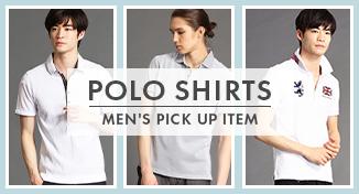 ビジネスシーンでも活躍する夏のポロシャツを特集