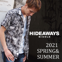 HIDEAWAYS 2021 SUMMER COLLECTION
