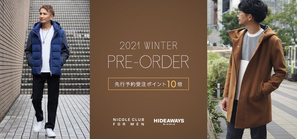 NF HW 21AWINTER PRE-ORDER